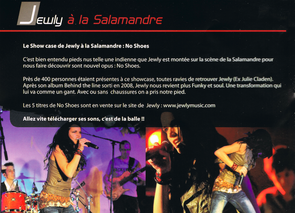 Musicalive – March/April 2011